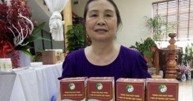 Bài thuốc quý đặc trị viêm xoang của Lương y Nguyễn Quý Thanh