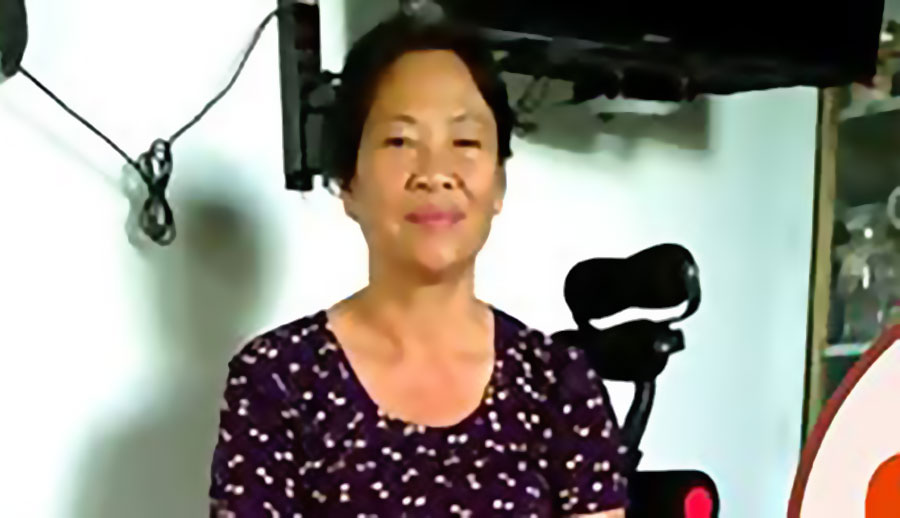Bà Phan Thị Kim bị tai biến sử dụng an cung trúc hoàn!
