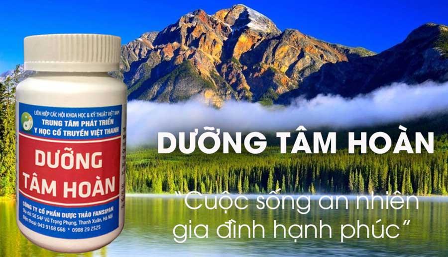 Dưỡng tâm hoàn Nguyễn Quý Thanh!