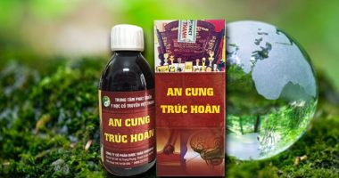 Công dụng, Thành phần của thuốc An Cung Trúc Hoàn