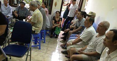 Bệnh nhân đến thăm khám tại Hà Nội