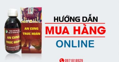 Hướng dẫn mua hàng online tại website Lương y Nguyễn Quý Thanh