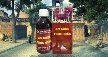 Địa chỉ bán An Cung Trúc Hoàn ở Hà Nội 100% chính hãng