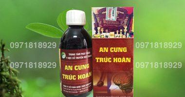 Thuốc An Cung Việt nam hỗ trợ điều trị tai biến?
