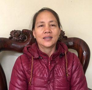 Chị Hà Thị Tuyết đã hoàn toàn khỏe mạnh sau khi dùng thuốc Dưỡng tâm hoàn trị căn bệnh hở van tim 3 lá.