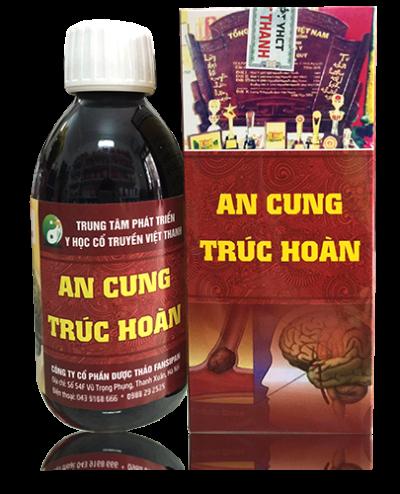 An Cung Trúc Hoàn - Lương Y Nguyễn Quý Thanh