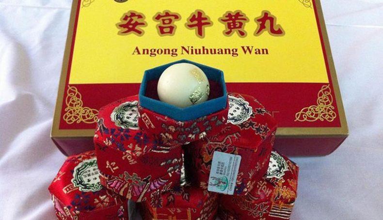 An Cung Ngưu Hoàng Hoàn