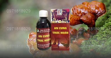Mua An Cung Trúc Hoàn ở Lương y Quý Thanh là tốt nhất!