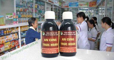 Website chính hãng bán Thuốc An Cung Trúc Hoàn của Lương y nguyễn Quý Thanh