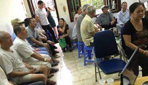 Bệnh nhân đến thăm khám tại nhà lương y Nguyễn Quý Thanh!